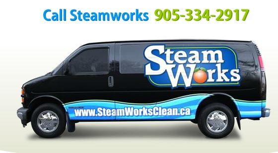 Steamworks Carpet Cleaning Oakville